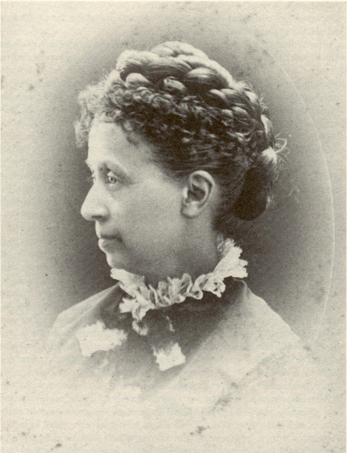 Portrait of Julia Wilbur